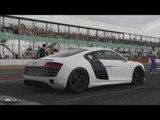 Tiff Needell and Audi R8 v Forza Motorsport 5   evo TV