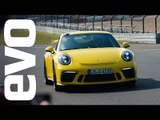 Porsche 911 GT3 sets a new best time at the Nürburgring Nordschleife