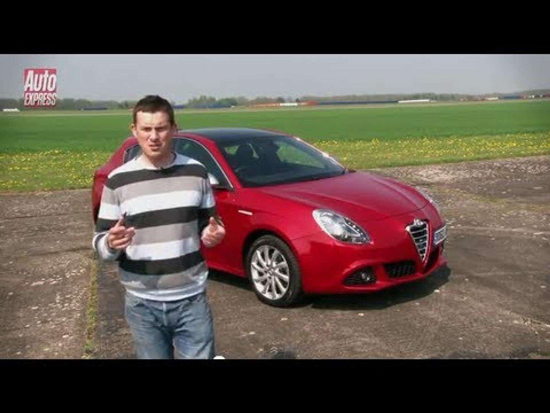MINI Countryman v Nissan Juke v Alfa Romeo Giulietta v Citroen DS4 review part two - Auto Express
