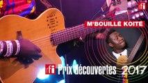 """M'Bouillé Koité interprète """"Dindin Nana"""" en live"""