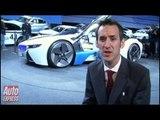 BMW Vision EfficientDynamics Concept | Auto Express