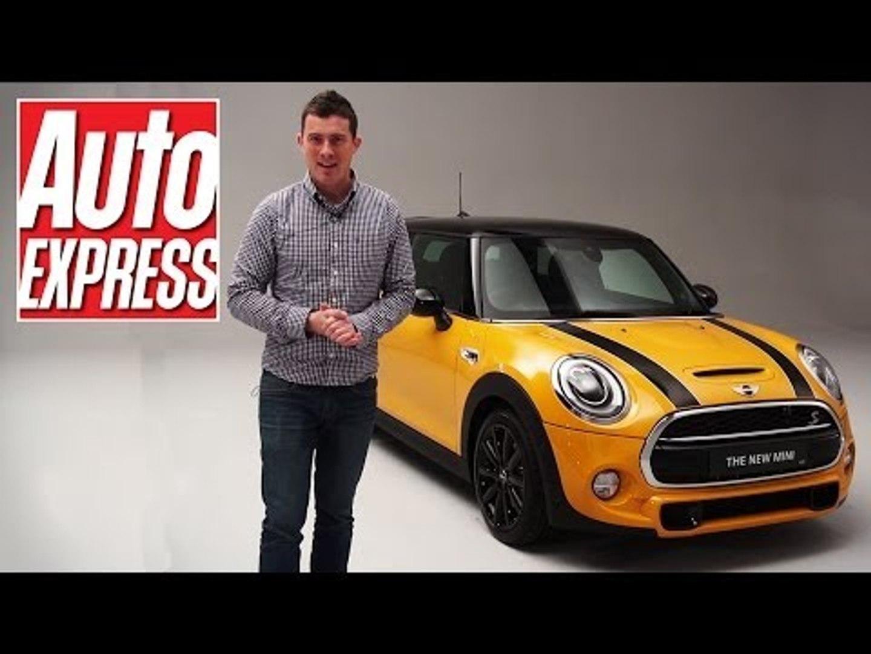 New MINI Cooper 20 review   Auto Express