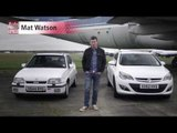 Vauxhall/ Opel Astra GTE vs Vauxhall/ Opel Astra Sports Tourer CDTI - Auto Express