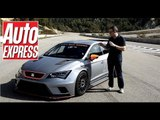 Seat Leon Cup Racer - Auto Express