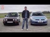 VW Golf GTI vs VW Golf 2.0 TDI - Auto Express