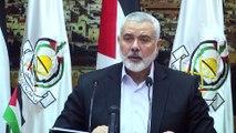 Hamas'tan seçim çağrısı - Hamas lideri Heniyye (2) - GAZZE