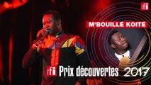 """M'Bouillé Koité interprète """"M'Bifè"""" en live"""
