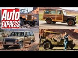 75 Years of Jeep: we drive America's most iconic 4x4s