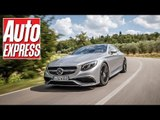 Mercedes S-Class Coupe review