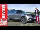Range Rover Velar review - sleek SUV let loose on Norway road trip