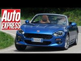 Fiat 124 Spider review: Is it a true Italian sports car?