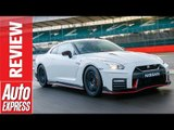 New Nissan GT-R NISMO review: extreme track toy is most exciting GT-R yet