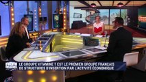 1ère Chance (2/2): Vitamine T, premier groupe français de structures d'insertion par l'activité économique - 28/04