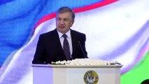 'Türkiye-Özbekistan İş Forumu' - Özbekistan Cumhurbaşkanı Mirziyoyev - TAŞKENT