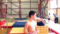 1  300 gymnastes à Auxerre pour les championnats de France de gymnastique