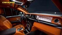 Car super - 2018 Rolls Royce Phantom Vs 2018 Toyota Fortuner - interior Exterior and Drive