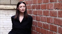 Outlander - Caitriona Balfe The Wrap Interview #2 [Sub Ita]