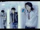 KAT TUN NTT DoCoMo Foma 9 Series