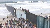Mexique : la caravane de migrants bloquée à Tijuana, à la frontière américaine - 30/04/2018