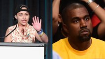 Parkland Survivor Emma Gonzalez Throws Shade at Kanye West