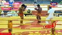 Phon Phanna vs Phechmany(thai), Khmer Boxing Seatv 29 April 2018, Kun Khmer vs Muay Thai