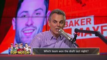 Colin Cowherd on NY Jets acing 2018 NFL Draft with Sam Darnold, Josh Rosen to Cardinals   THE HERD