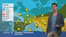 Prévisions météo pour les mois à venir : un été chaud, sec et orageux, juillet sera le mois le plus chaud