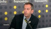 """Succession de Jean-Claude Mailly : """"La grande majorité des syndicats n'a pas compris le positionnement que Jean-Claude Mailly a souhaité faire prendre à l'organisation sur cette dernière année, notamment sur la Loi travail"""" explique Pascal Pavageau"""