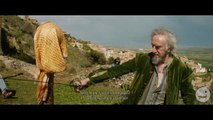"""Tráiler 2 """"El hombre que mató a Don Quijote"""", de Terry Gilliam, protagonizada por Jonathan Pryce y Adam Driver."""