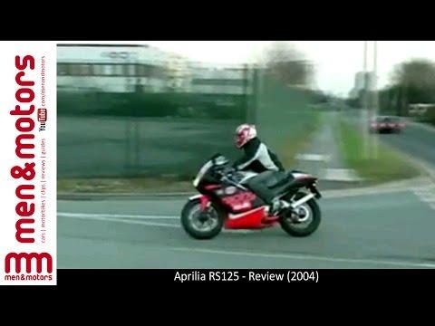 Aprilia RS125 – Review (2004)