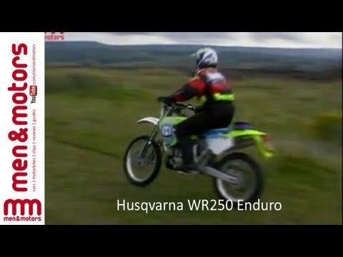 Husqvarna WR250 Enduro Overview