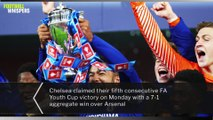 Previous Chelsea Youth FA Cup Winners | FWTV