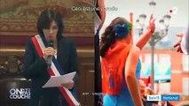 ONPC parodie la candidature de Manuel Valls à la mairie de Barcelone  en Espagne et se moque de Nadine Morano