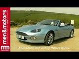 Richard Hammond Reviews The Aston Martin DB7 Vantage Valante