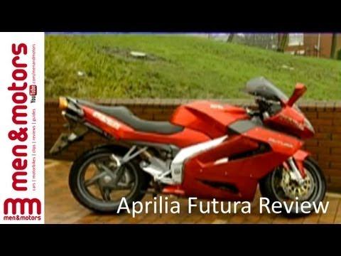 Aprilia Futura Review (2003)