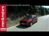 Top 10 Hatchbacks 2001: Renault Clio