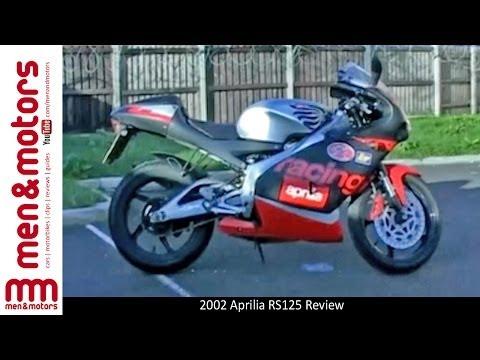 2002 Aprilia RS125 Review