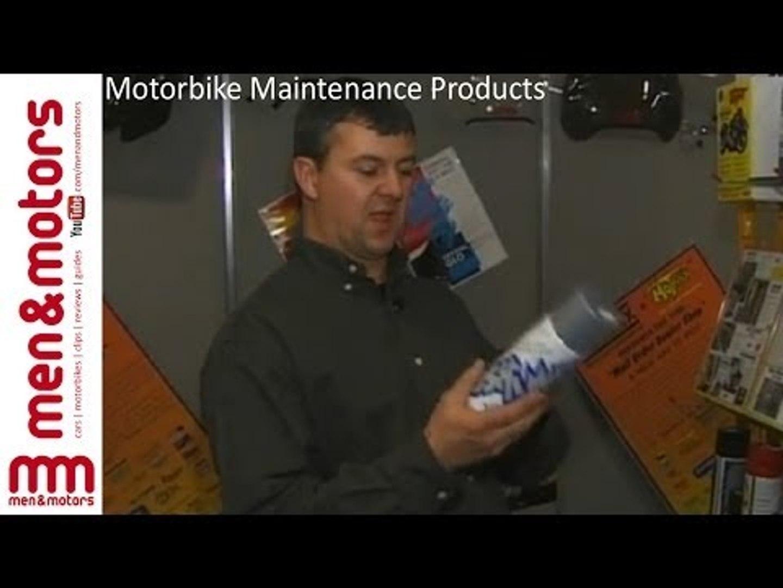 Motorbike Maintenance Products