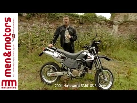 2004 Husqvarna SM610S Review