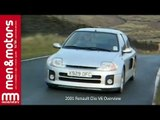 2001 Renault Clio V6 Overview
