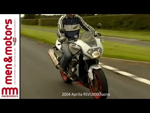 2004 Aprilia RSV1000 Tuono