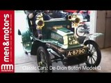 Classic Cars: De Dion-Bouton Model Q