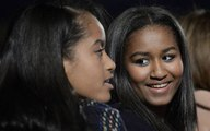 Sasha Obama Hangs with Cardi B and Offset at Festival