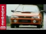 Subaru Impreza Turbo: Junior Performance Car Of The Year 2000