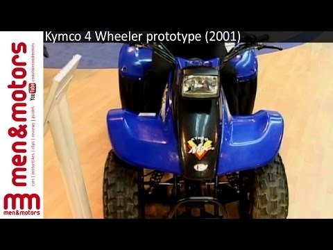 Kymco 4 Wheeler prototype (2001)