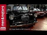 1957 Singer Gazelle vs 1997 Citroen AX: Head To Head Comparison