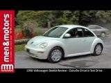1998 Volkswagen Beetle Review - Oakville Ontario Test Drive