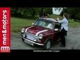 Modified Austin Mini Cooper