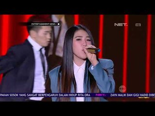 Via Vallen tampil Beda Di Indonesian Choice Awards 5.0 NET