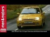 2001 Renault Clio 172 Sport Overview with Richard Hammond